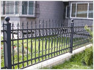 景观围墙栅栏